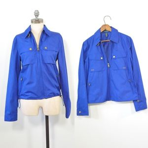 Ralph Lauren Blue Windbreaker Jacket | Sailing